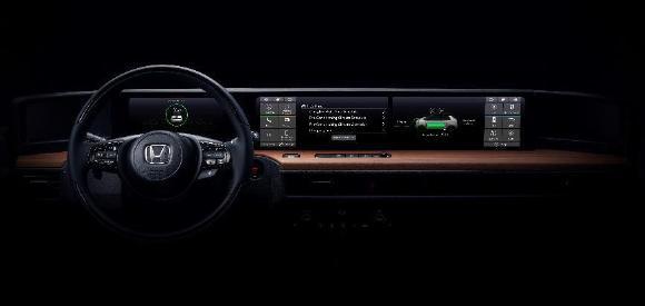 Honda gibt ersten Einblick in sein Elektrofahrzeug