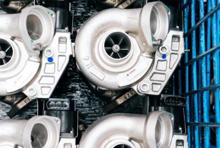 Ab sofort im Sortiment von BORG Automotive: wiederaufgearbeitete Turbolader