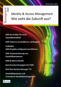 "Titelseite eBook ""Identity & Access Management 2015"""