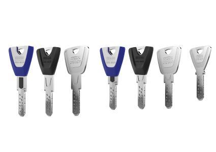 Die patentierte Technologie von beweglichen Elementen bietet maximalen Schutz bei Lockpicking-Versuchen und schützt vor illegalen Schlüsselkopien
