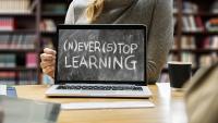 Im Leben lernt man nie aus!