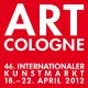 Logo of event Art Cologne 2012