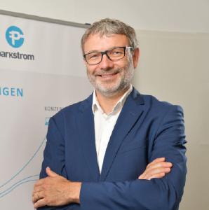 Parkstrom-Geschäftsführer Stefan Pagenkopf-Martin (Copyright: Parkstrom GmbH)