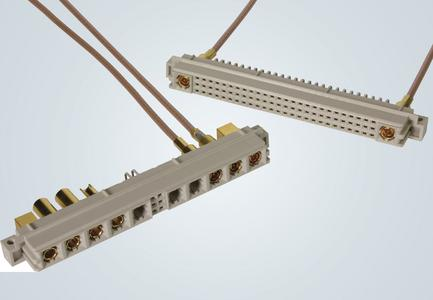 HARTING is now offering the connector styles M inverse from DIN 41612