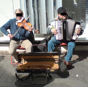 Musiker-Karrieren können auch besser laufen...
