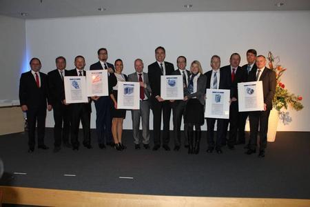 Preisträger Aluminium Druckguss Wettbewerb 2016