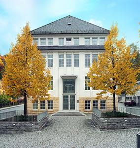 Firmensitz von A. Lange & Söhne in Glashütte