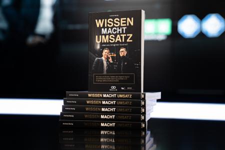 """Das neue Buch """"Wissen macht Umsatz"""" von Andreas Baulig"""