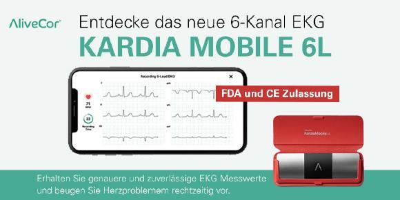 Kardia Mobile 6L