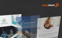 New Advertising Technology Products from SAXOPRINT