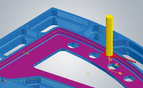 Perfekte Flächen und Kurven für die Walzbearbeitung generieren – jetzt auch für Anwender von hyperMILL® for SOLIDWORKS / Bildquelle: OPEN MIND