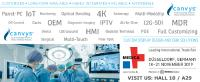 Canvys to Exhibit at MEDICA 2019 – Hall 10/A29