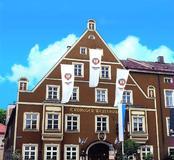Stammhaus der Privatbrauerei Erdinger Weißbräu