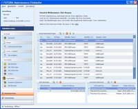 Screenshot Futura Maintenance
