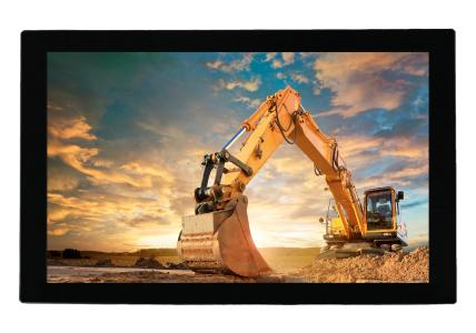 MSC Technologies presents 10.6-inch (26.9 cm) TFT-LCD module with PCAP touch and cover glass from Mitsubishi