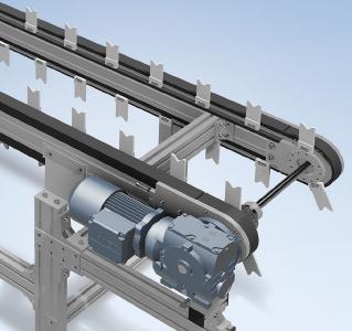 TKU 2040 – Neues Taktfähiges Kettenumlaufsystem