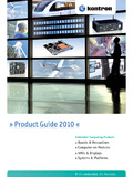 Now available: The Kontron Embedded Computing Product Guide 2010
