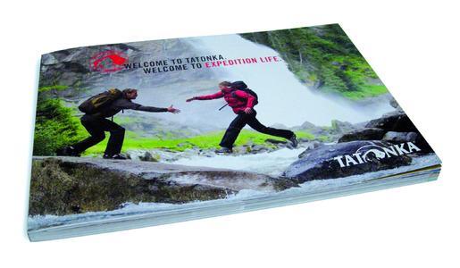 Tatonka Katalog Titel