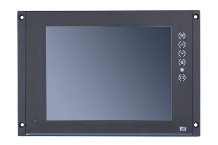 Axiomtek P6105 10.4-inch EN50155 IP65 Railway Display with Resistive Touchscreen, Wide Temperature Support, DVI-D and HDMI