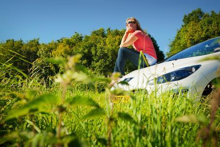 """Rund 40 Prozent der befragten Autofahrer würden sich vor allem """"der Umwelt zuliebe"""" für ein nachhaltiges Auto entscheiden"""