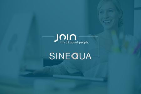 Sinequa-Partner Join setzt weiter auf die leistungsfähige Enterprise Search-Plattform. Abbildung: Join