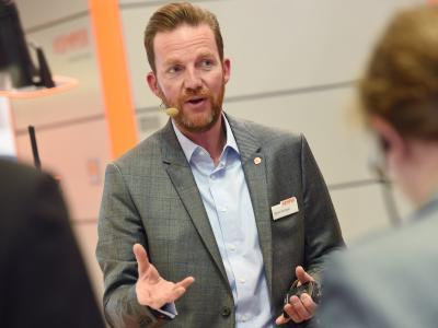 KEMPER-Geschäftsführer Björn Kemper