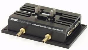 NEW LDM-49800 Series : High Power Fiber Coupled Laser Diode Mounts