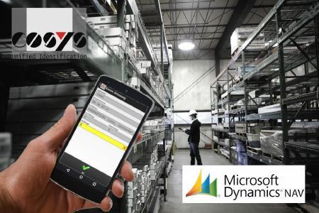 Daten zu Warenbewegungen direkt ins Microsoft Dynamics NAV spielen