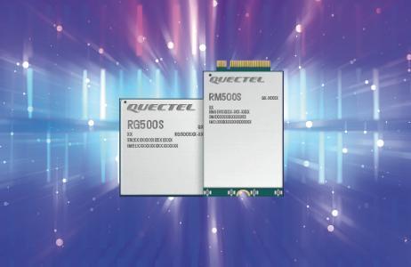 Neue 5G Module RG500S und RM500S von Quectel für das IIoT