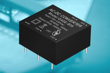MSC Technologies presents 5W AC-DC single output converter from YDS for space-limited application