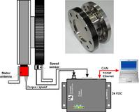 Rotating Torque Measuring Flanges from Manner now with 24 Bit Resolution
