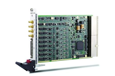 ADLINK Technology Announces 16-/8-channel High-density Simultaneous Sampling PXI Data Acquisition Modules