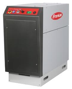 Die Fronius Energiezelle ist das weltweit erste TÜV Süd zertifizierte direkt Wasserstoff betriebene Brennstoffzellensystem.