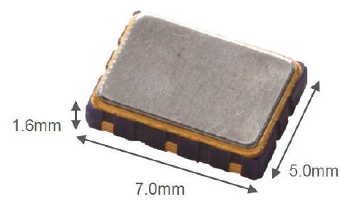 V7050 Voltage-Controlled SAW Oscillator