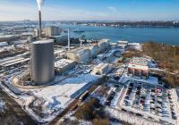 Küstenkraftwerk Kiel, Aerial View (Photo: Stadtwerke Kiel AG)