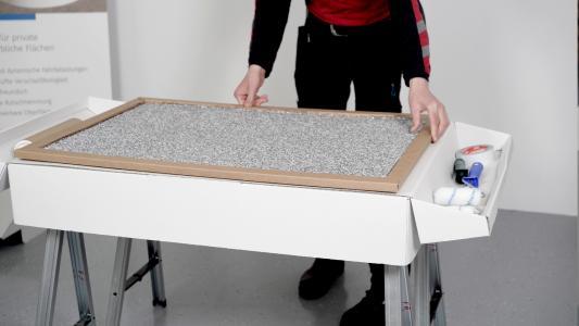 Individuelle Schulungen zeigen wie flexibel, zeitsparend und individuell Bodenbeschichtungen sein können / Bildquelle: Remmers, Löningen