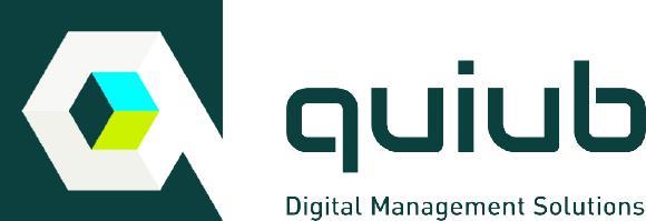 quiub Logo: