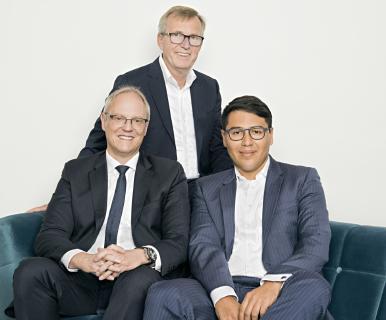 Capcora stärkt Finanzierungspraxis mit Bernd Kiermeier