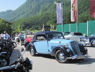 RC13 P Steyr 120S Bj 1937 Mesicek, Steyr 120 S, Baujahr 1937