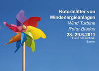 3rd International Conference on Rotor Blades for Wind Turbines