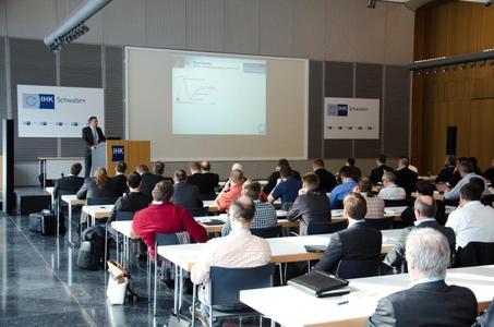 Bereits zum 14. Mal fand der internationale Fachkongress CADENAS Industry-Forum in der IHK in Augsburg statt