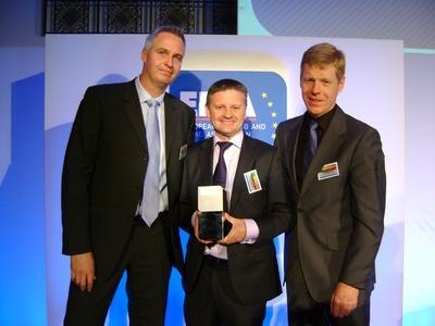 Das Garmin nüvi 3790T gewinnt den EISA Award