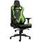 Exklusiv bei Caseking: Die GeForce GTX Special-Edition des noblechairs EPIC Gaming-Stuhls in einzigartigem Marken-Design