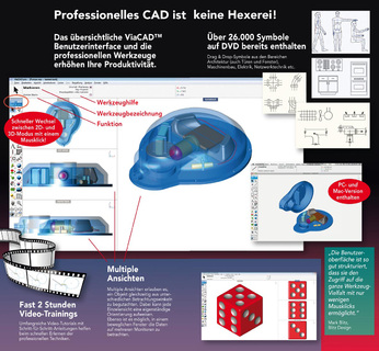 Professionelles CAD ist keine Hexerei