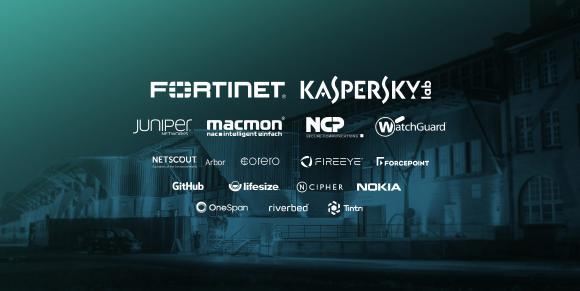 Zahlreiche Hersteller sind auf dem Nuvias Summit vertreten
