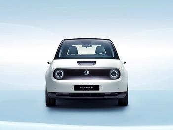 Der Prototyp gibt einen konkreten Ausblick auf den Honda e