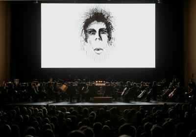 CHRISTIE@LangeKonezrtnacht (Fotos: ©Ars Electronica)