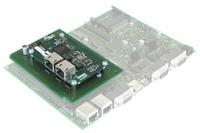 Das Function-Kit FK61-EC01 ermöglicht in Verbindung mit dem IPC@CHIP® Development-Kit DK61 die schnelle und kostengünstige Realisierung der Entwicklung