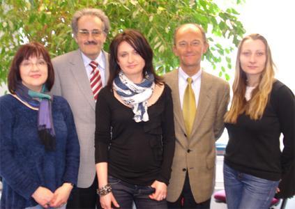 Das Team am Fernstudienzentrum der THM