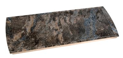 Die beheizbaren Leichtbauplatten können auch als dekorative Wandelemente eingesetzt werden und erfüllen technische und optische Wünsche / Foto: Dennert Poraver GmbH